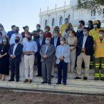 El presidente de la Junta de Andalucía apoya el Proyecto CILIFO de investigación y tecnología 3.0 de lucha contra los incendios en Doñana