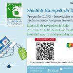 """CILIFO se reafirma con éxito en el evento """"Innovación en la gestión de residuos para la prevención de los incendios forestales"""" de la #EWWR2020"""
